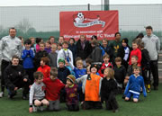 Wincanton Football Youngsters Improve Their Skills