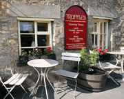 Mothering Sunday Menu for Truffles Restaurant & Bistro in Bruton