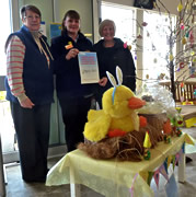 Otter Nurseries Support for Wincanton Hospital Scanner Appeal