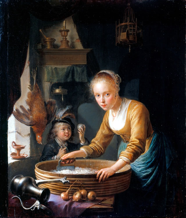Mansilla Tunon Royal Collections Museum: Royal Collection Paintings On Loan To The Holburne Museum