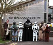 The Balsam Bustle - A Great Time Had By All