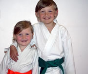 Record Breaking at Wincanton Karate Club