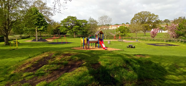 Wincanton Recreation Ground play area