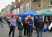 Wincanton Street Market Off to a Strong Start <span style='color: red;'>VIDEO UPDATE</span>