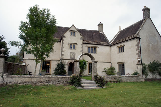 Balsam House, Wincanton, front view