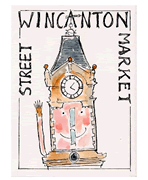 Wincanton Street Market – Sunday 20th October
