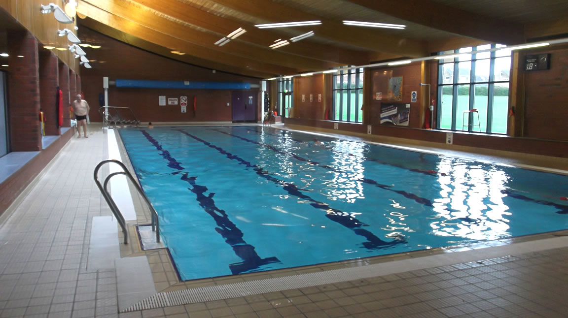 Fit For Purpose Change Of Leadership At Wincanton Sports Centre