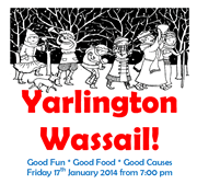 Wassailing at Yarlington - A Fun Family Evening