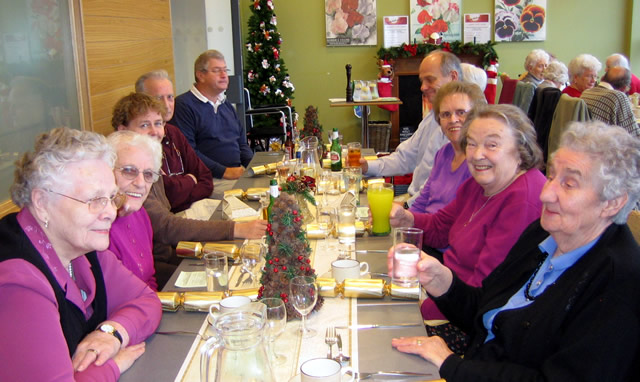 The Companion Club, operated by the Wincanton  Live At Home Scheme