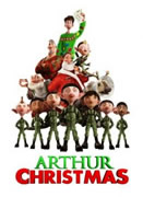 WFS Begins Movies at The Bear with Arthur Christmas on Saturday 4th