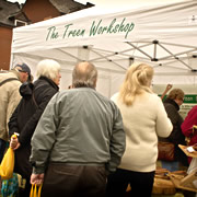 Next Wincanton Street Market is on Easter Sunday 2014
