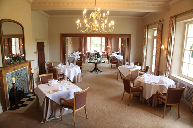 Holbrook House, spacious dining room