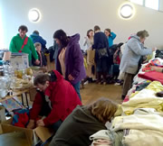 C.A.T.C.H: Thanks for a Hugely Successful Jumble Sale
