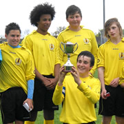Wincanton Town FC (Youth Section) Finals Day Triumph
