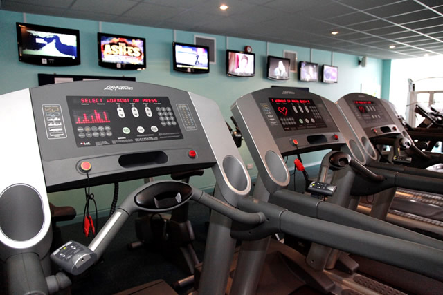 Holbrook House fitness suite