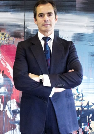 Roland Rudd, Chairman of Business for New Europe