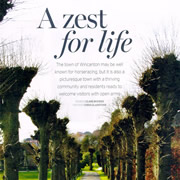 Somerset Life Discovers the Charms of Wincanton