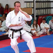 Wincanton Karate Clubs Longest Serving Student Promoted