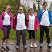 Opticians Walk Raises £500 for Balsam Centre Project