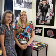 Impressive Art Exhibition at King Arthur's Ends the Summer Term