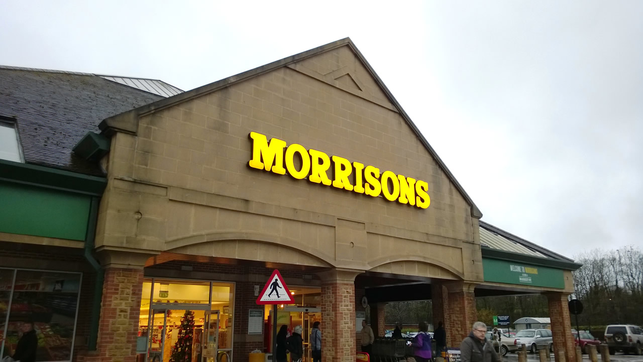 Morrisons Its History Amp Its Role In Wincanton S Economy