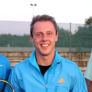 New Coach for Wincanton Tennis Club