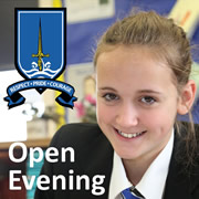 King Arthur's Open Evening – Thursday 18th September