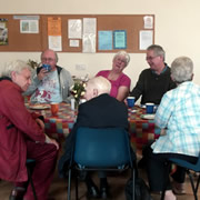 Macmillan Coffee Morning in Baptist Church Hall