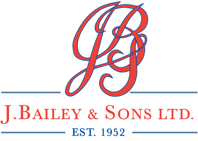 J Bailey & Sons Ltd. Est. 1952