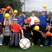 Disability Football Sessions are a Huge Success