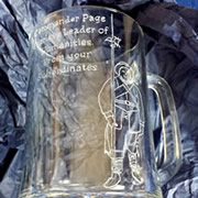 The Bubbly Glass Engraver – Glass Engraving at Your Service