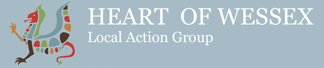 Heart of Wessex - Local Action Group logo