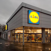 Extended & Refurbished Lidl is Open for Business