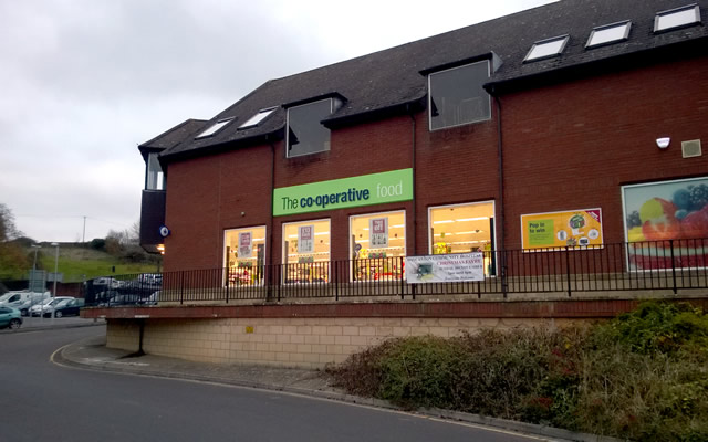 The co-operative, Wincanton