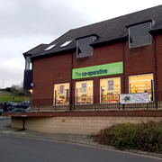 Wincanton Co-Op Robbed by Armed Thief