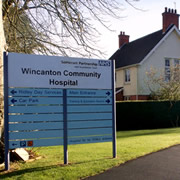 Wincanton Community Hospital Christmas Fayre
