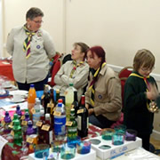 Scouts Group Christmas Bazaar on 6th December 2014