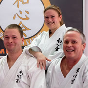 A Family of Karate Experts