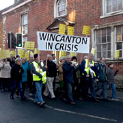 "UKIP Public Meeting, Friday 16th January, to Discuss ""Wincanton in Crisis"""