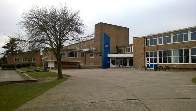 King Arthur's Community School, Wincanton
