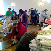 The Next C.A.T.C.H. Jumble Sale is on 8th Feb