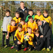 New Year, New Kits For Wincanton Town FC Youth
