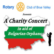 Brue Valley Rotary Club Charity Concert on 12th February