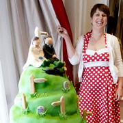 The Sweet Smell of Success - Celebration Cakes by Tanya Martin