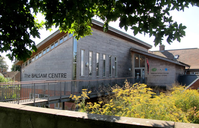 The Balsam Centre, Home of Wincanton Country Market