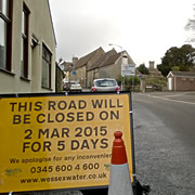 Church Street Works Finish Early