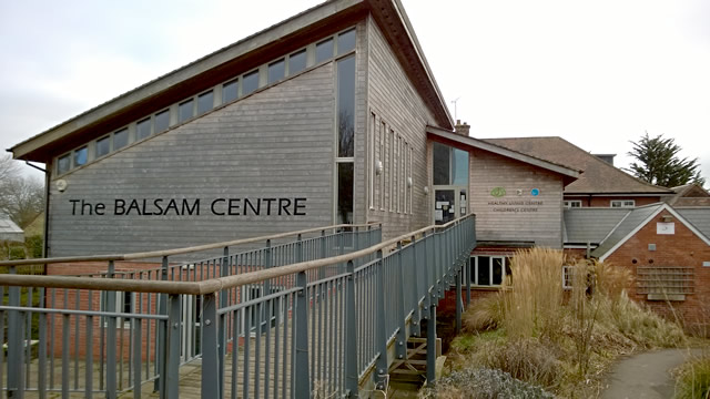 The Balsam Centre, Wincanton