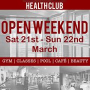 Holbrook House Health Club Open Weekend