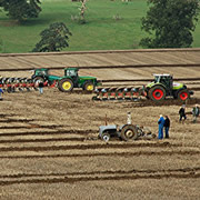 Charitable Ploughing Match on Easter Sunday