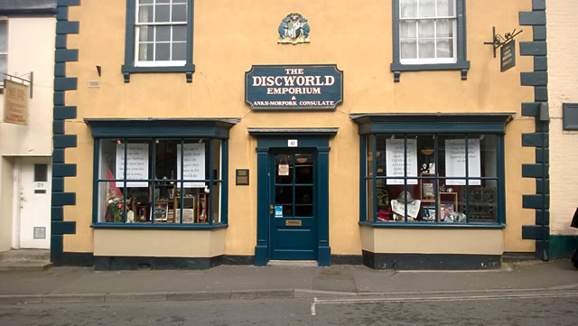 The Discworld Emporium, Wincanton High Street